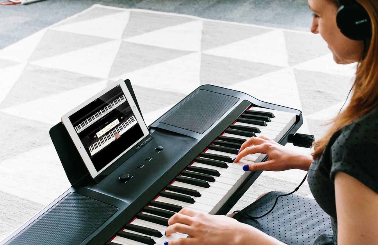 ONE Light Portable Electronic Keyboard