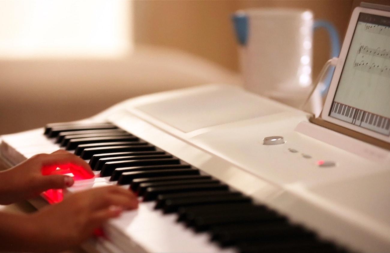 ONE Light Portable Electronic Keyboard