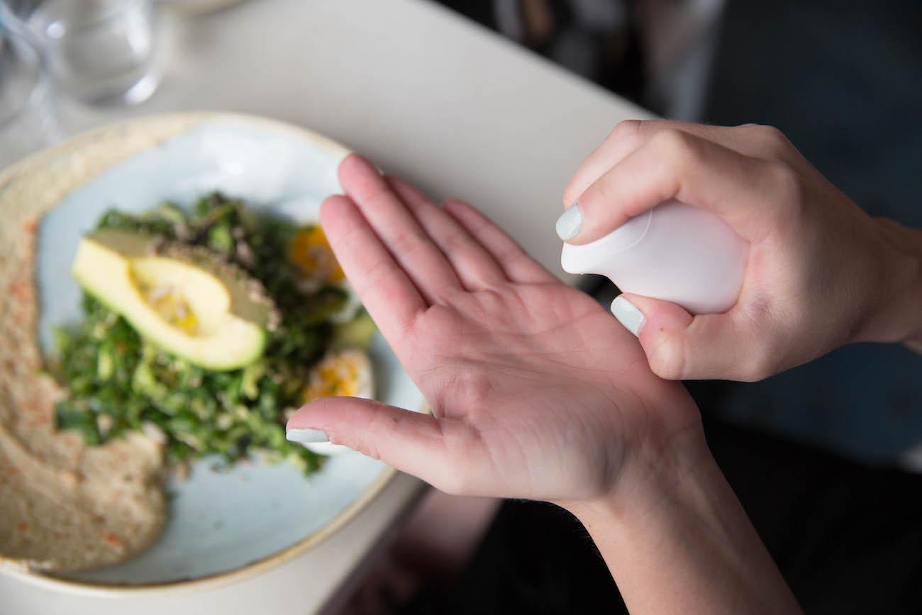 Olika Birdie Ergonomic Hand Sanitizer