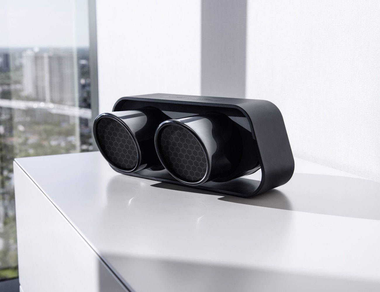 Porsche Design 911 GT3 Bluetooth Speaker