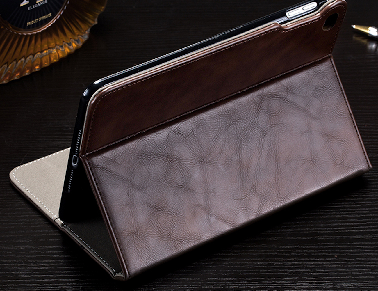 iPad Case with Card Holder