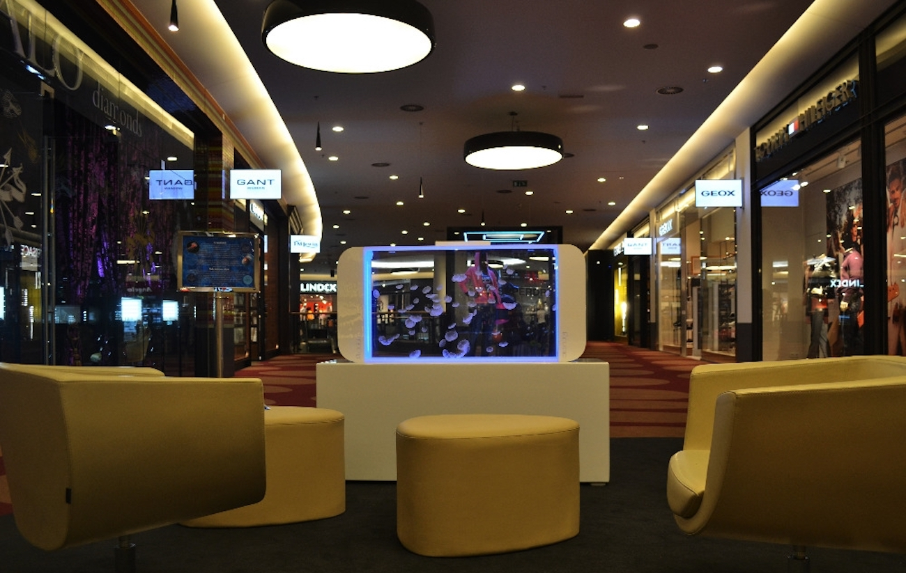 Pulse 160 LED Jellyfish Aquarium