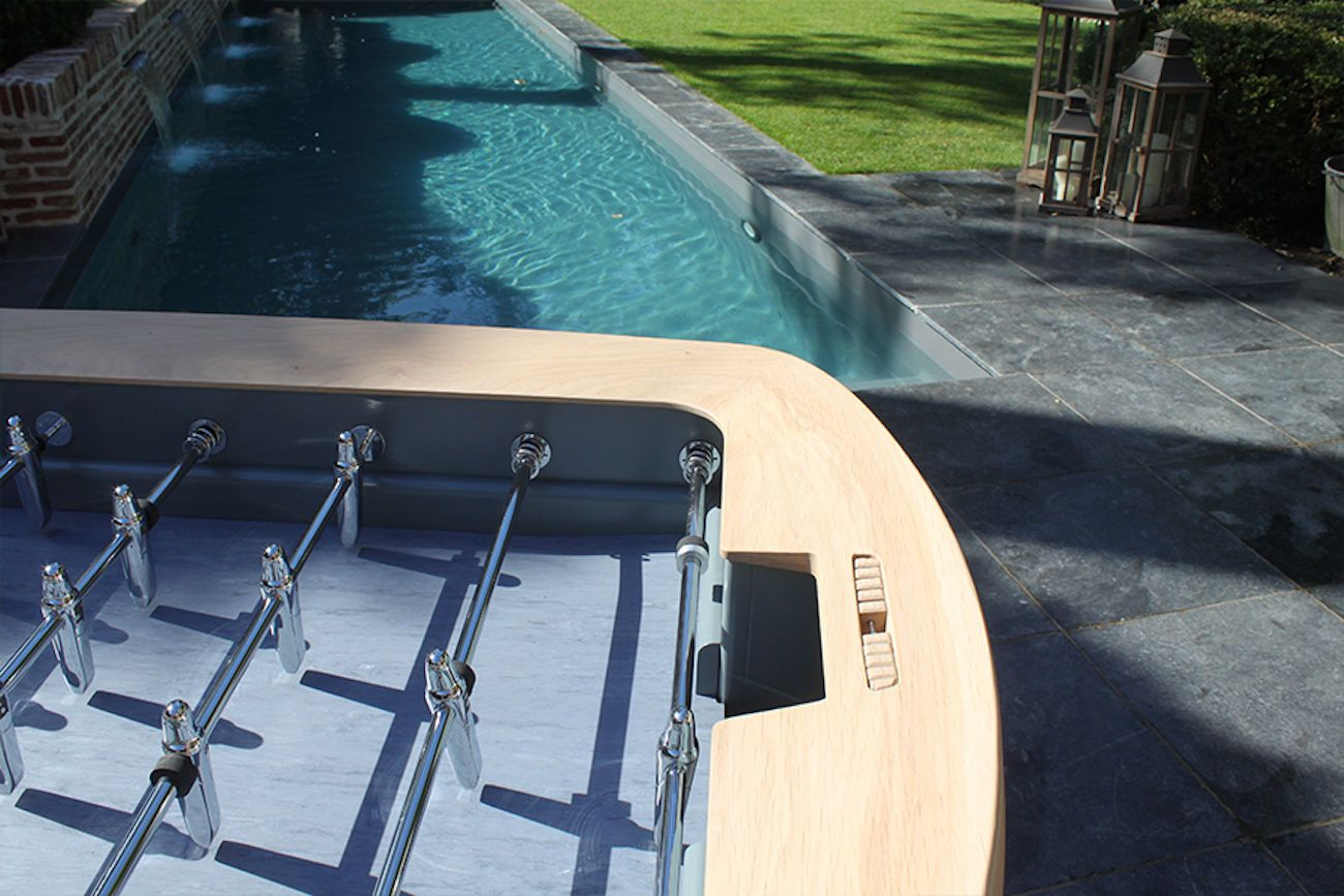 Pure Outdoor Modern Foosball Table