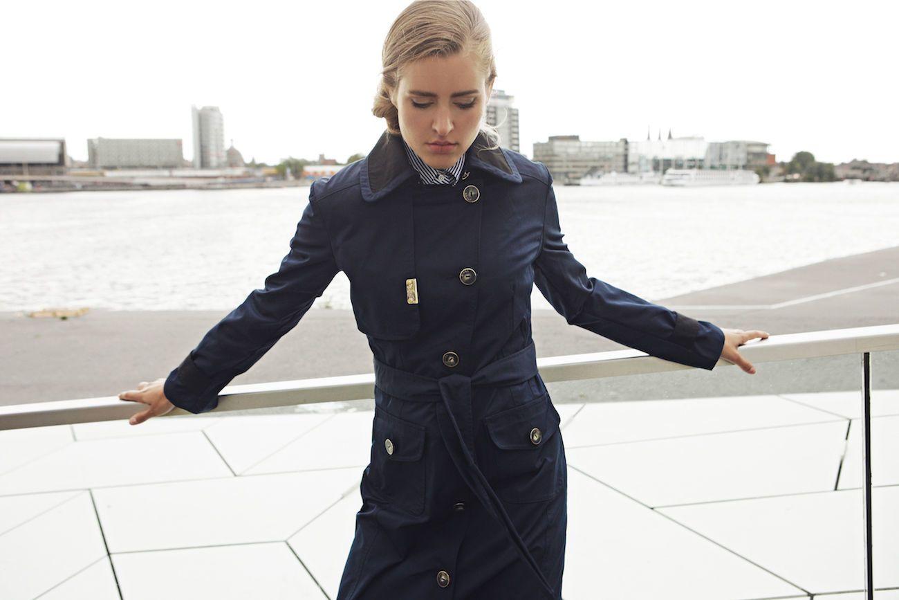 Rain Couture Weatherproof Designer Rainwear