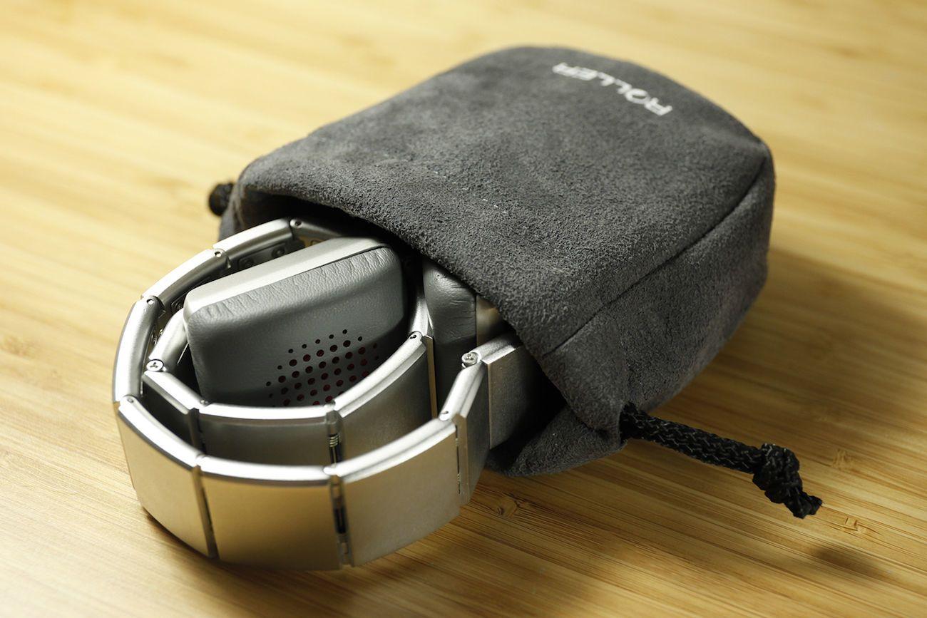 Roller MK01 Handmade Aluminum Headphones