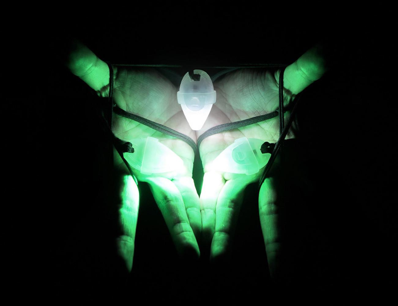 SLYNG Flow Art Light Show Device