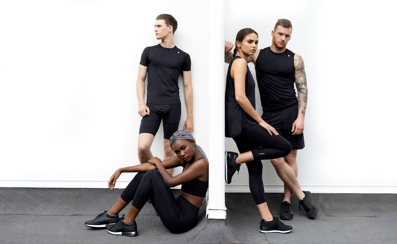 SPIRITUS Proformance Advanced Infrared Activewear