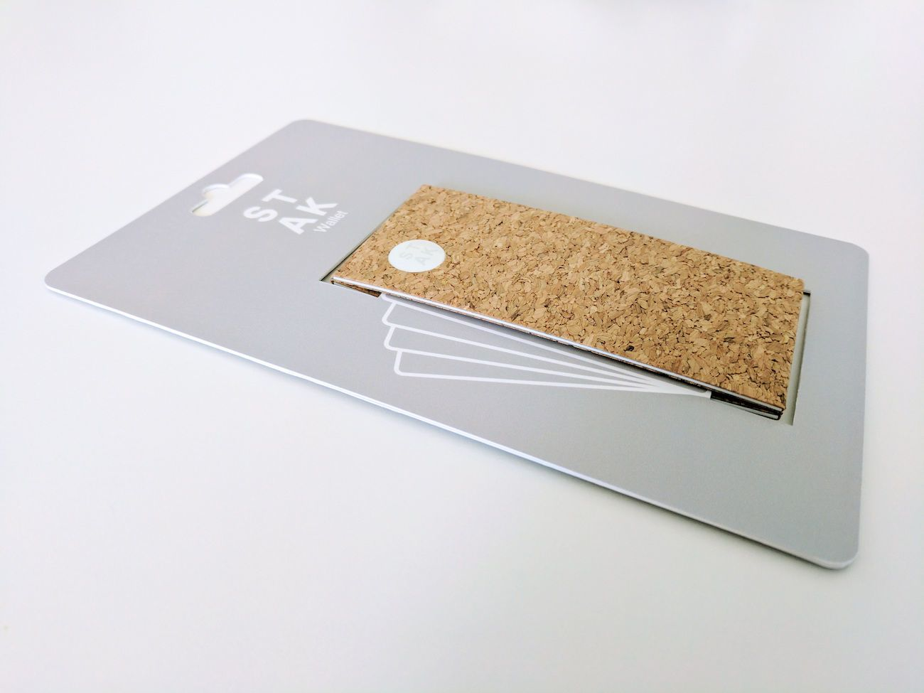 STAK Spring-Back Minimalist Wallet