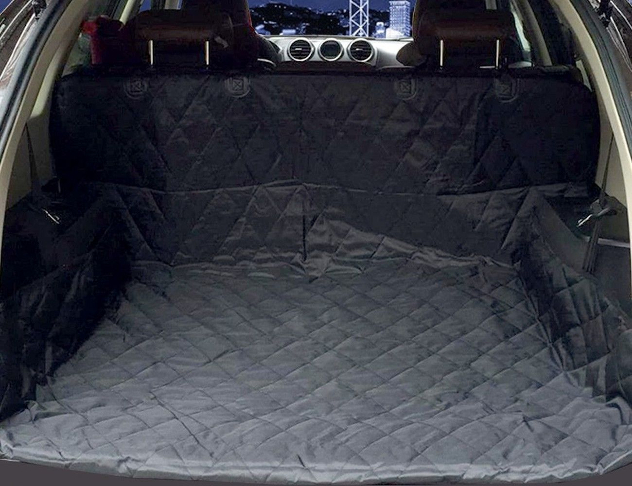SUV Car Trunk Mat for Pets