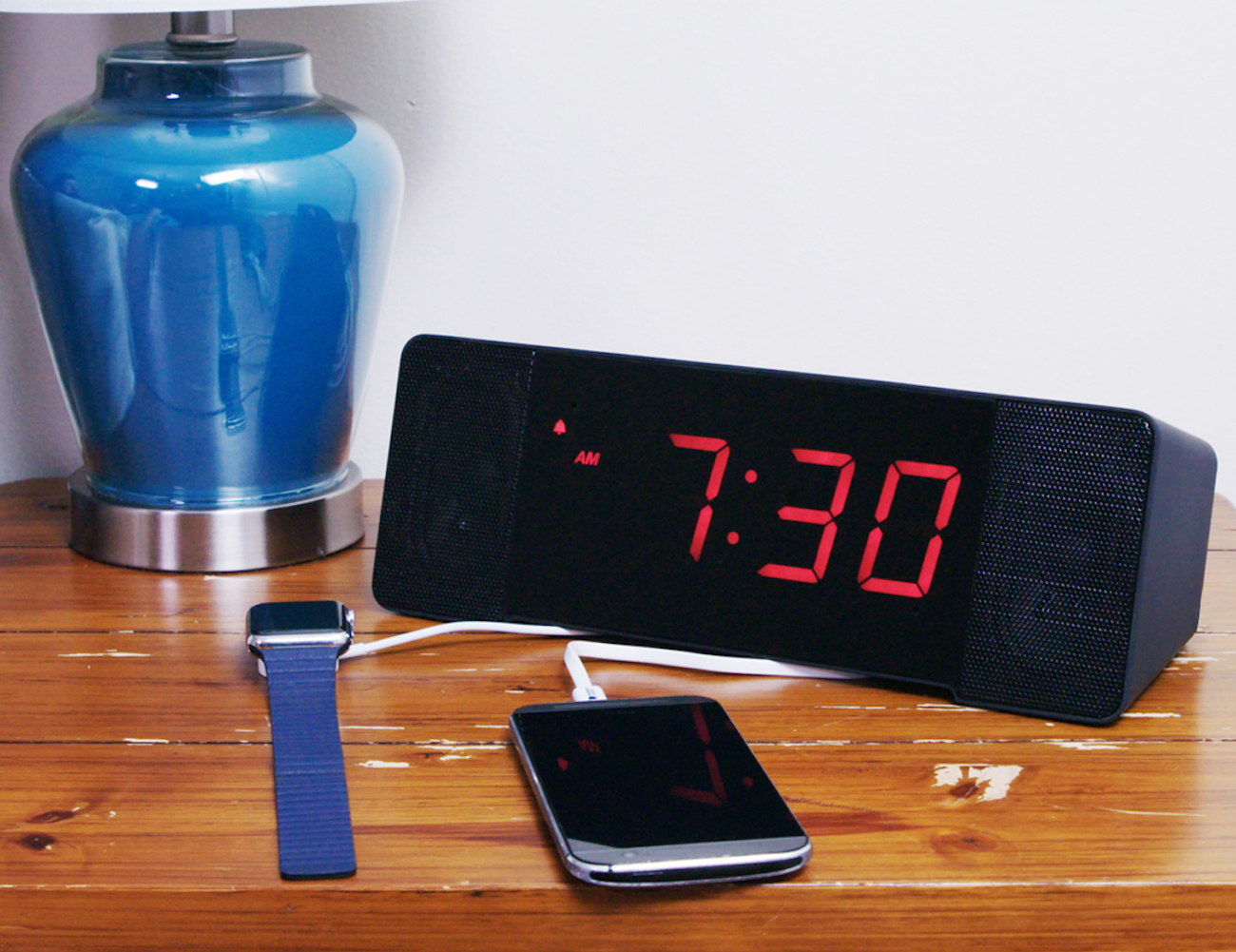 Sandman Doppler Smart Alarm Clock
