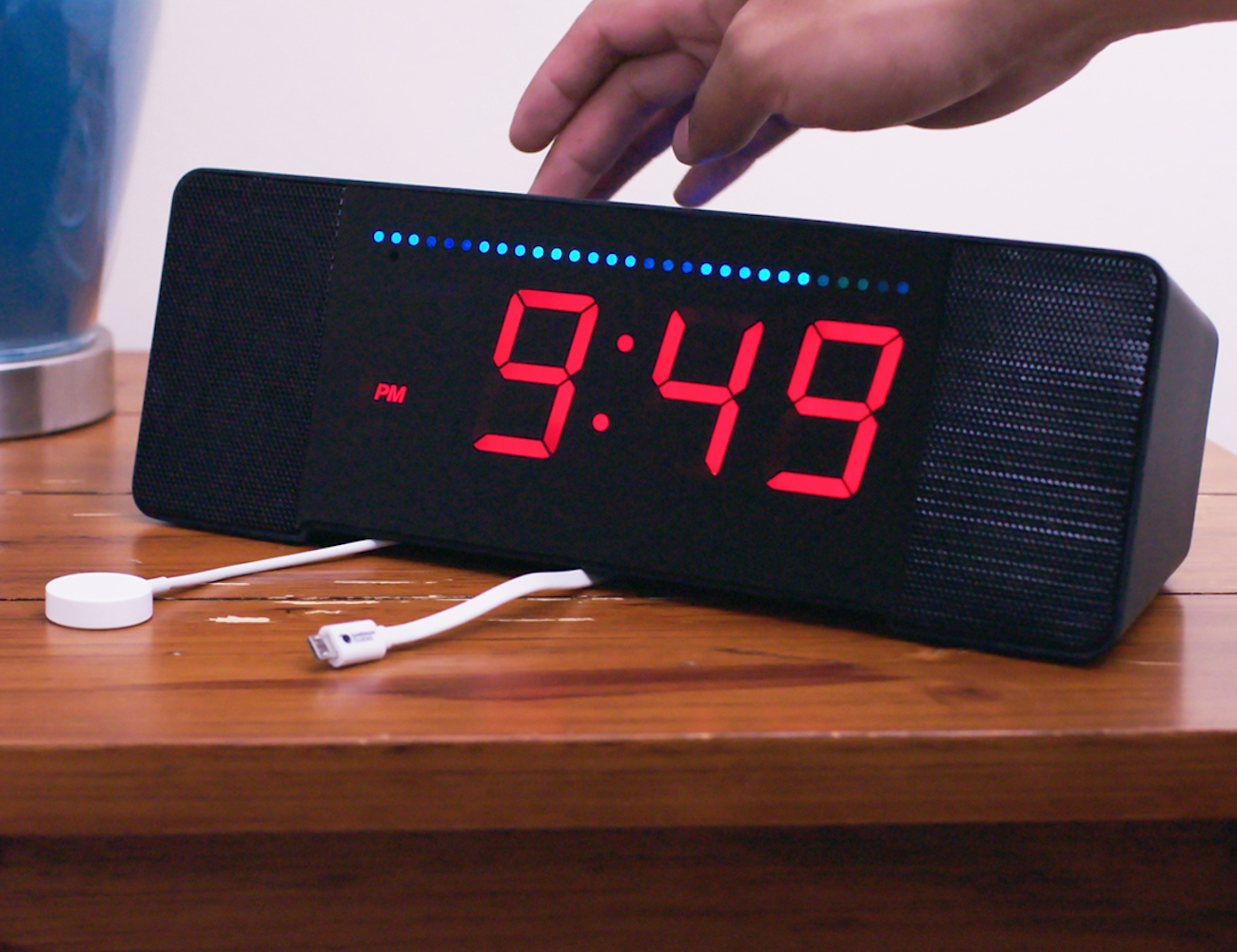 Smart Alarm Clock >> Sandman Doppler Smart Alarm Clock Gadget Flow