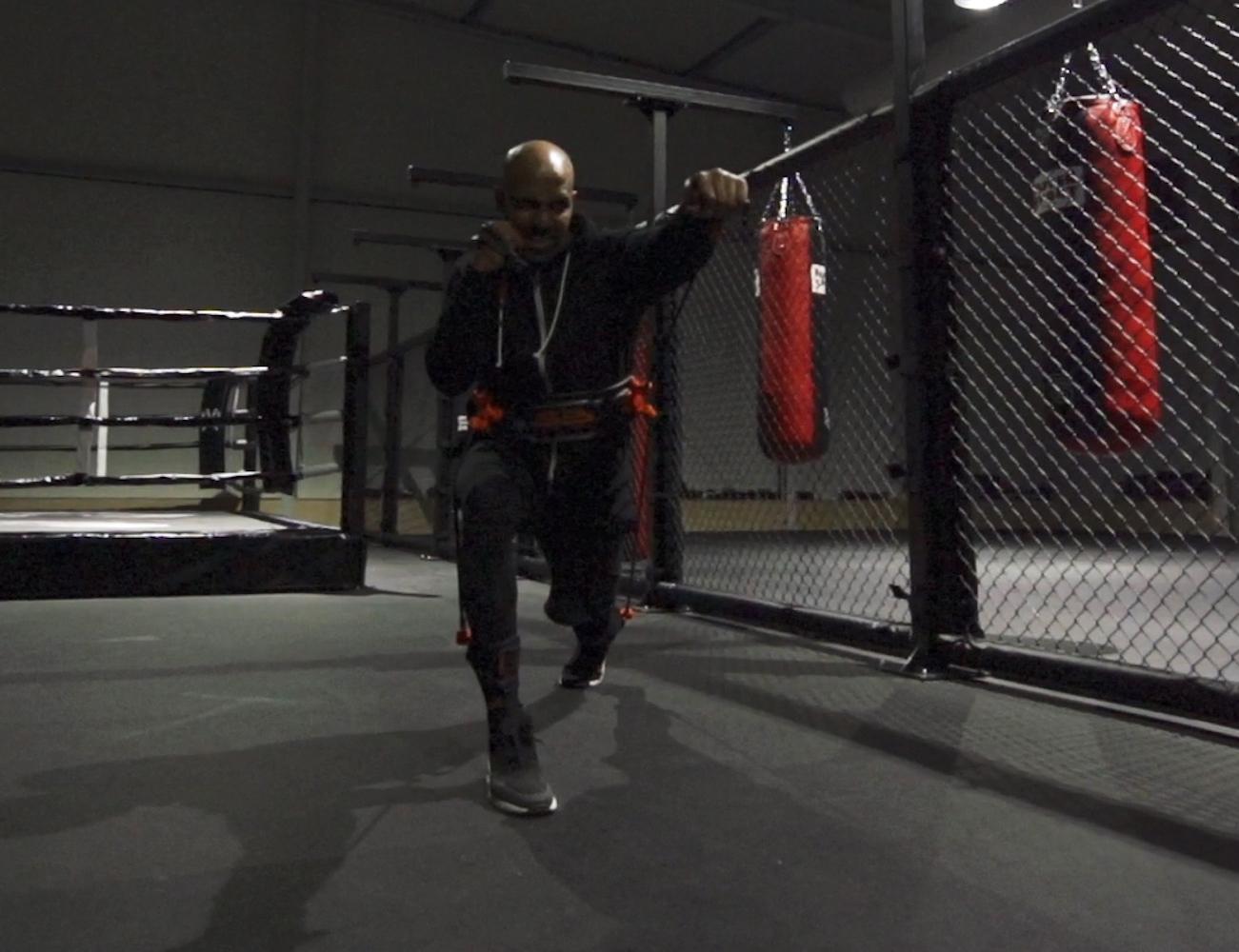 Shadowboxer Portable Boxing Set