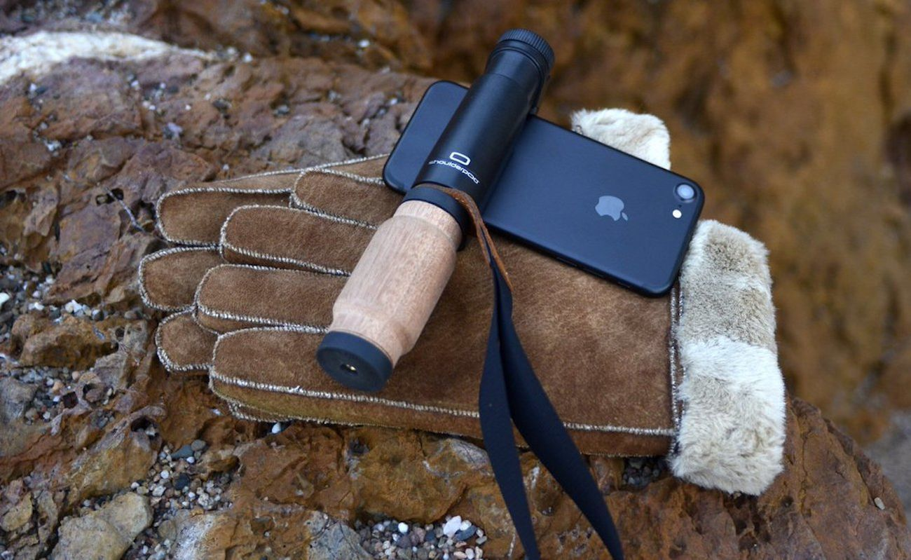 Shoulderpod S2 Smartphone Handle Grip