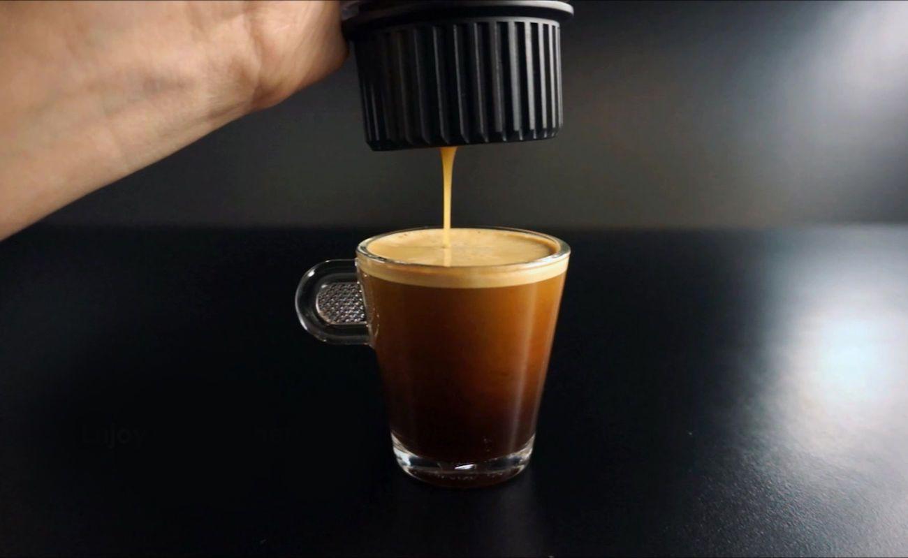 Simpresso Portable Espresso Machine