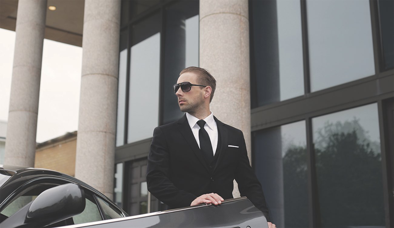 The Hand Tailored Stretch Suit