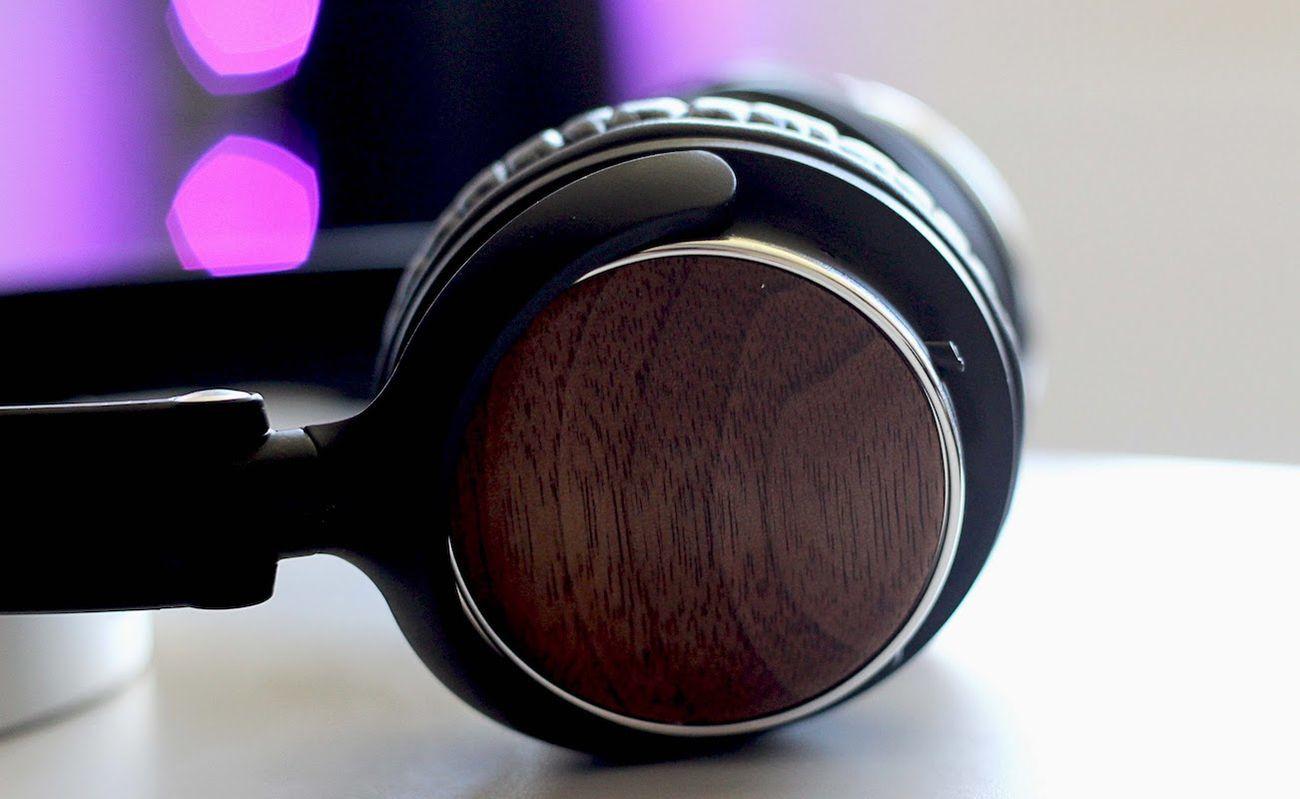 Symphonized Sensation Premium Wood Headphones