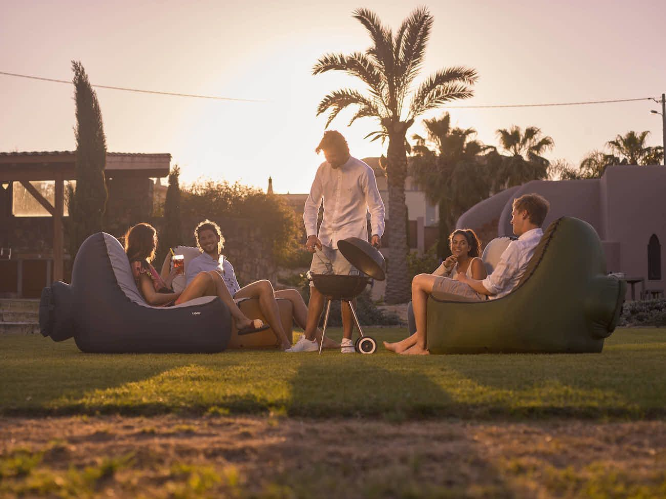 TRONO Premium Inflatable Chair