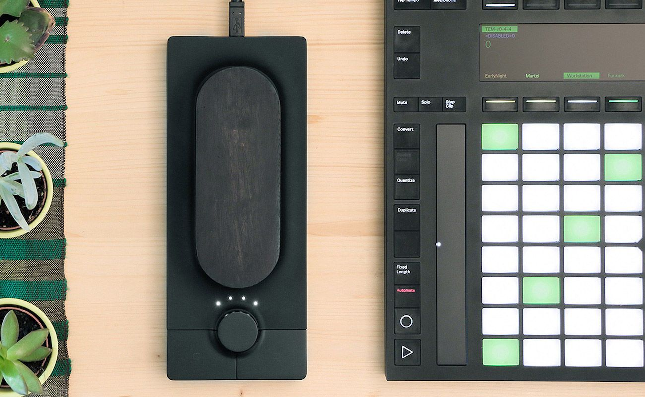 Touché Intuitive Touch Music Controller
