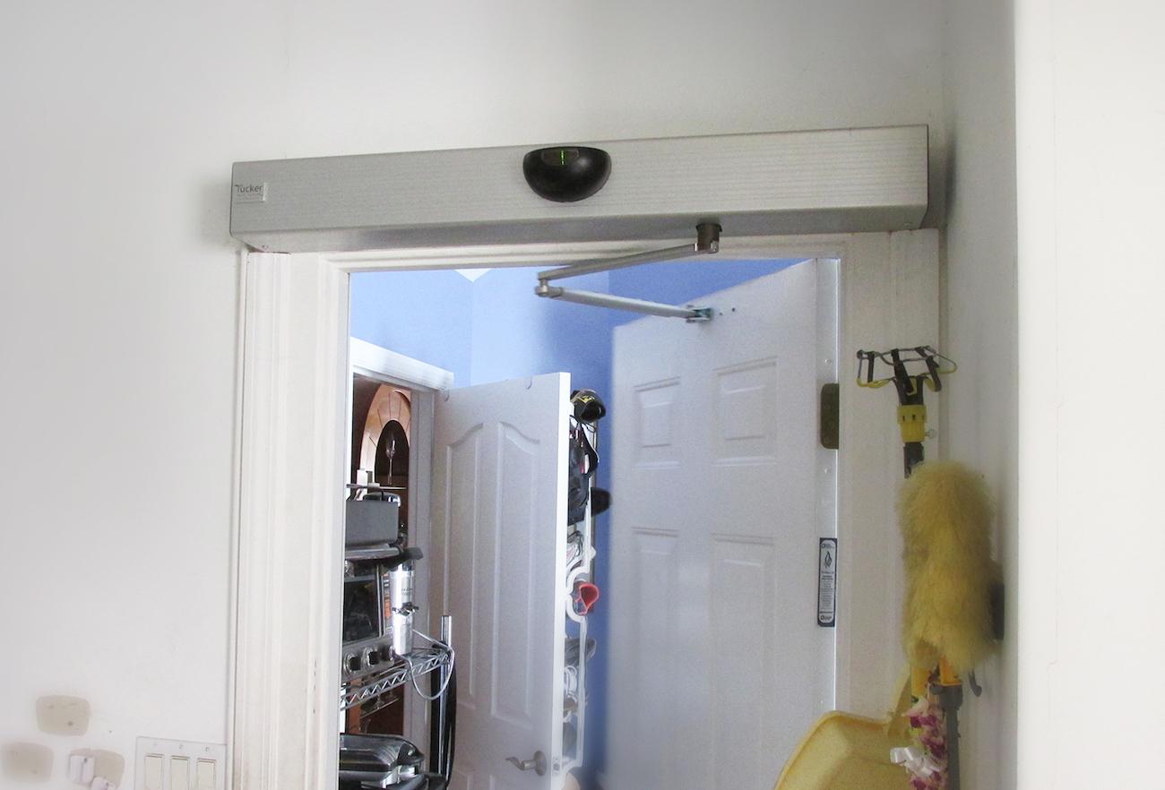 Tucker Auto-Mation Automatic Swinging Door