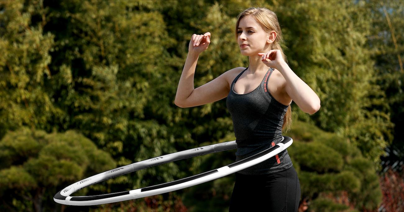 VHOOP Smart Fitness Hoop