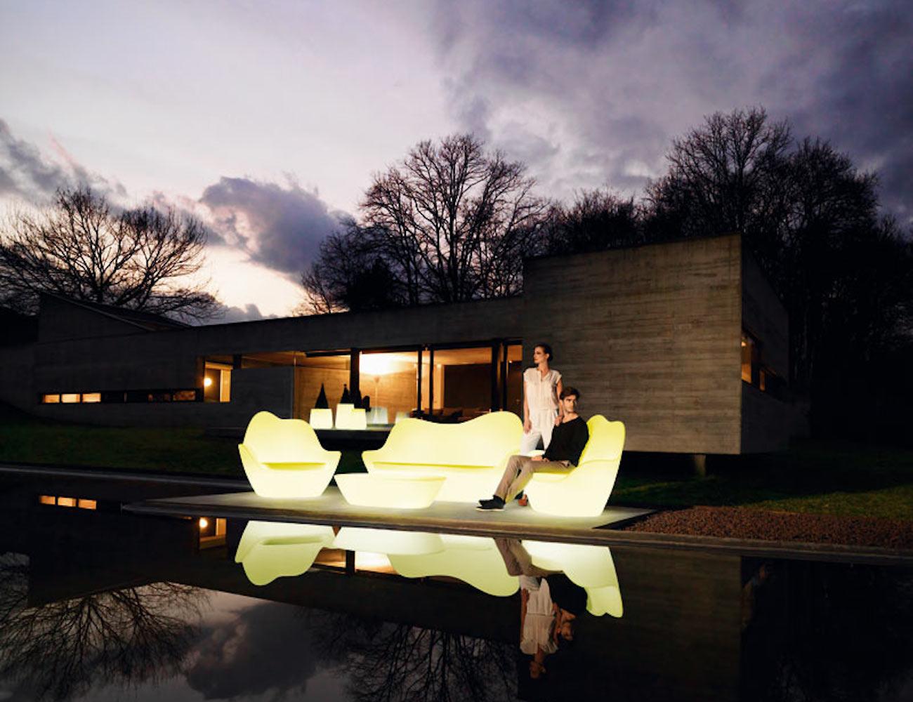 Vondom Sabinas Indoor/Outdoor Sofa