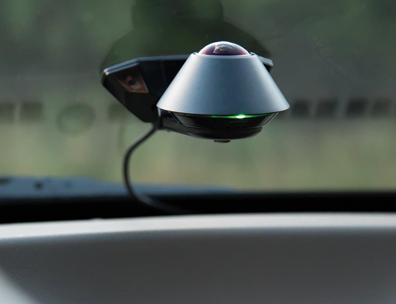 Waylens Secure 360 4G Dash Cam