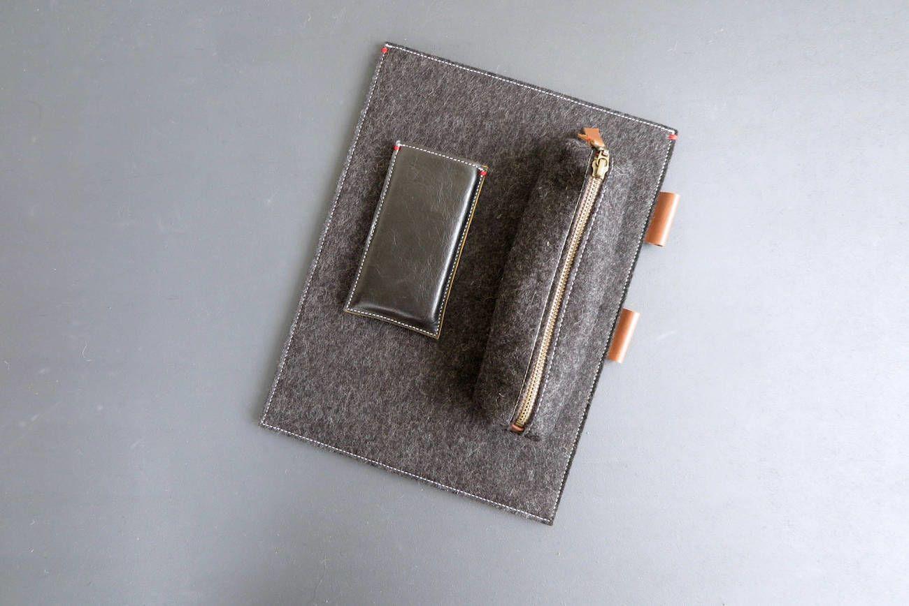 Westerman+Wool+Felt+IPad+Pro+Sleeve