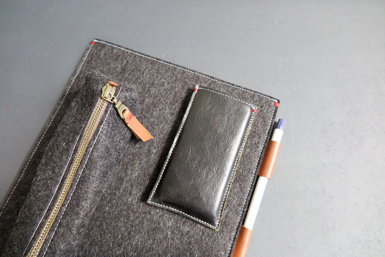 Westerman Wool Felt iPad Pro Sleeve