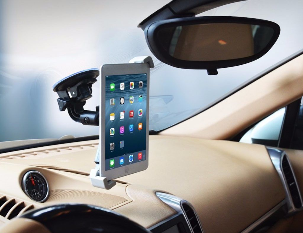 Windshield+Tablet+Mount+for+Cars