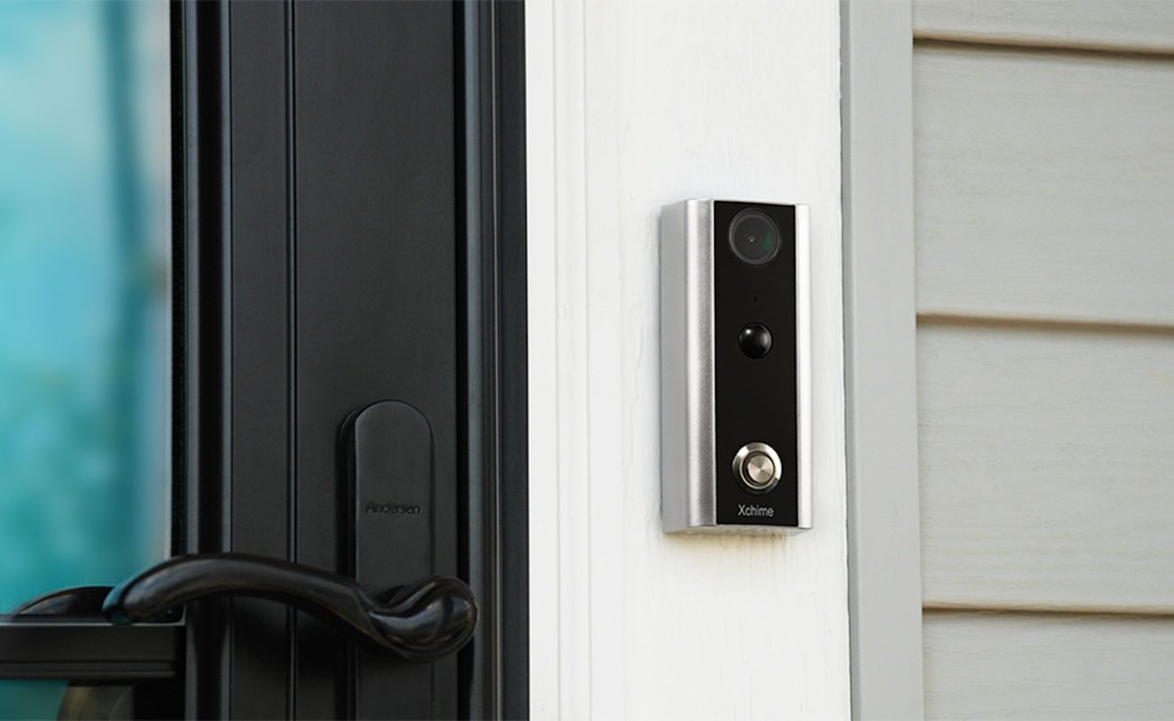 Xchime+Video+Doorbell+%26amp%3B+Motion+Detect+Smart+Alerts