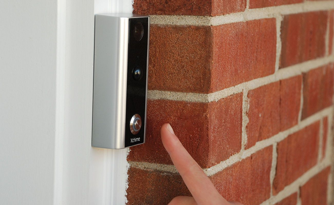 Xchime Video Doorbell & Motion Detect Smart Alerts