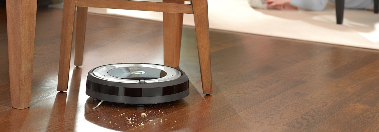 How iRobot Is Disrupting Cleaning with Intelligent New Tech