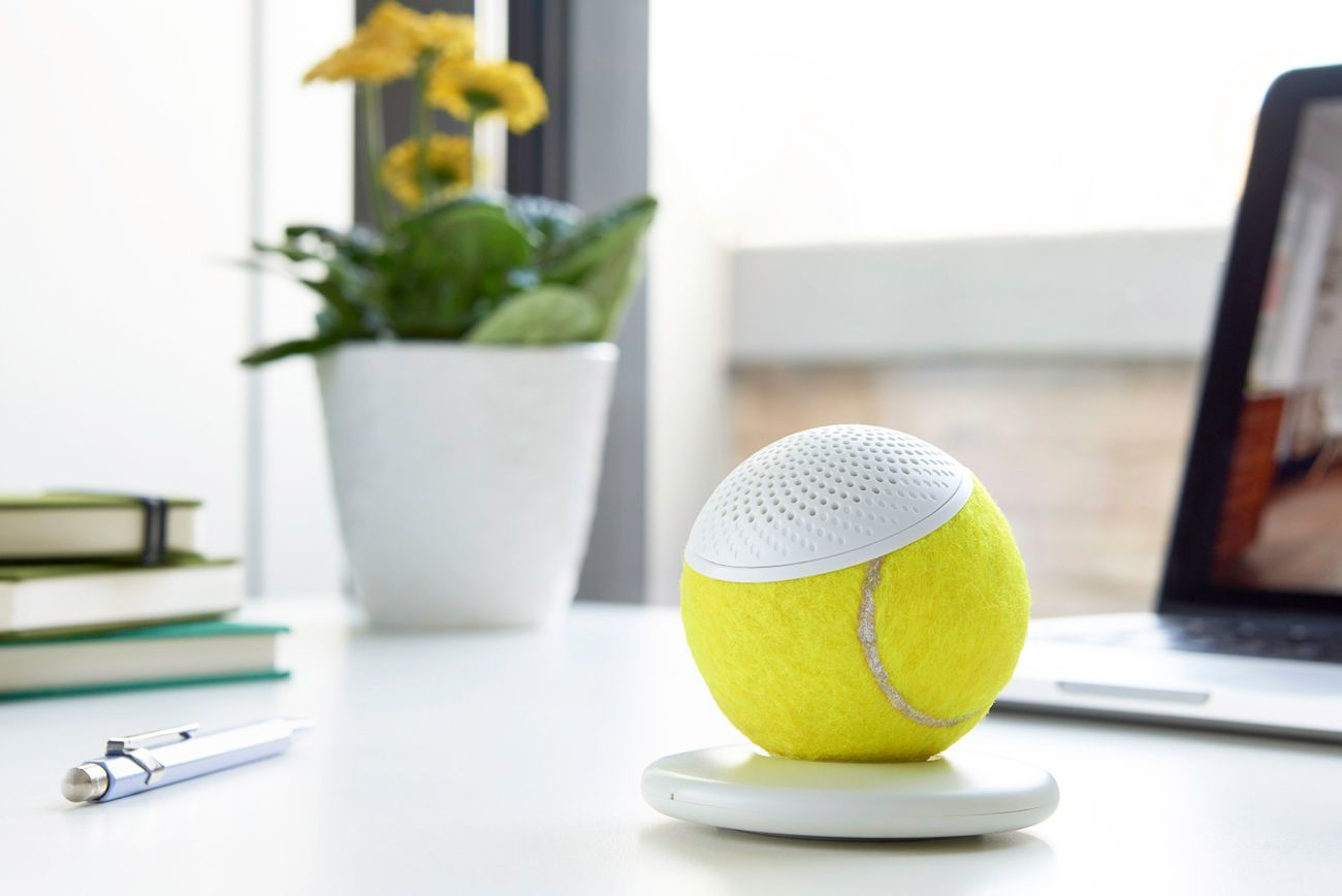 HearO+Wimbledon+Tennis+Ball+Speaker