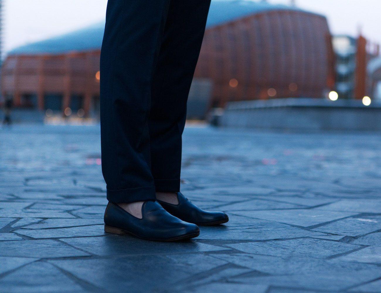 iovado 3D Scanned Luxury Italian Shoes