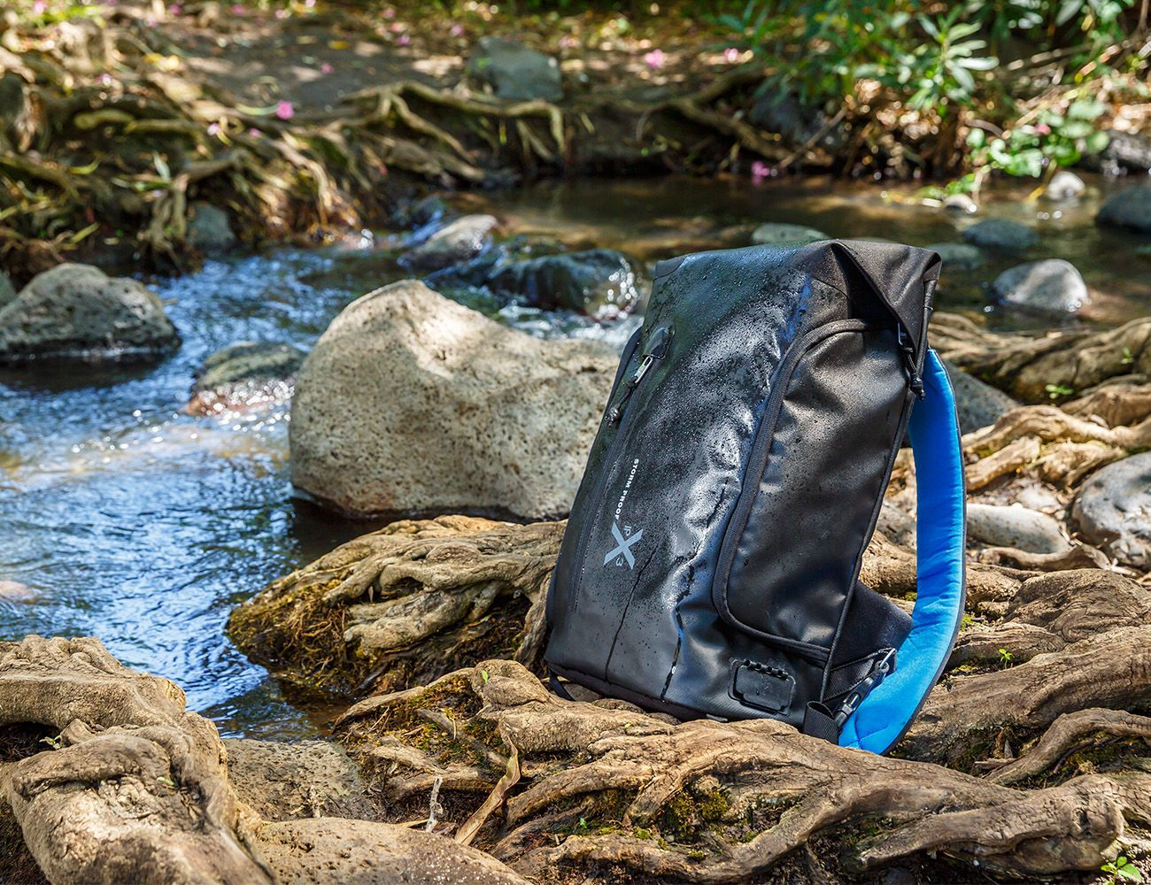 miggo Agua Storm-Proof Quick-Draw Versa Backpack