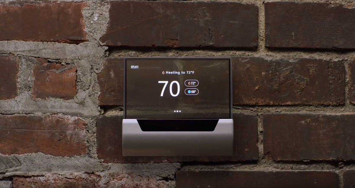 new smart thermostat 1