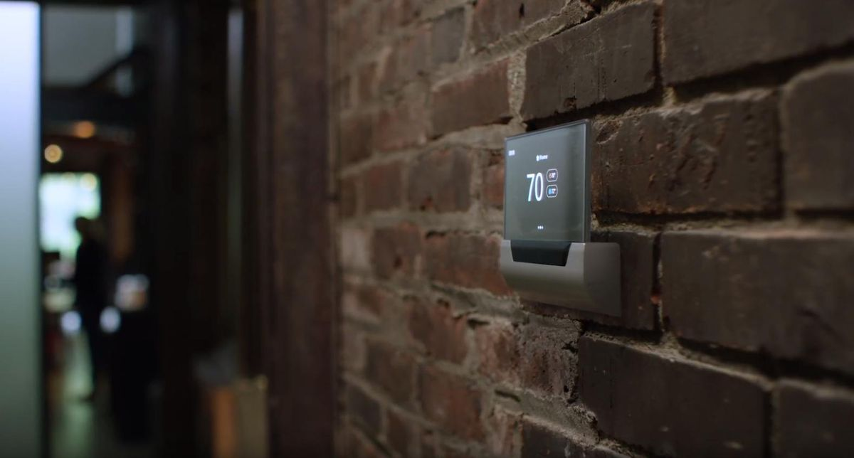 new smart thermostat 3