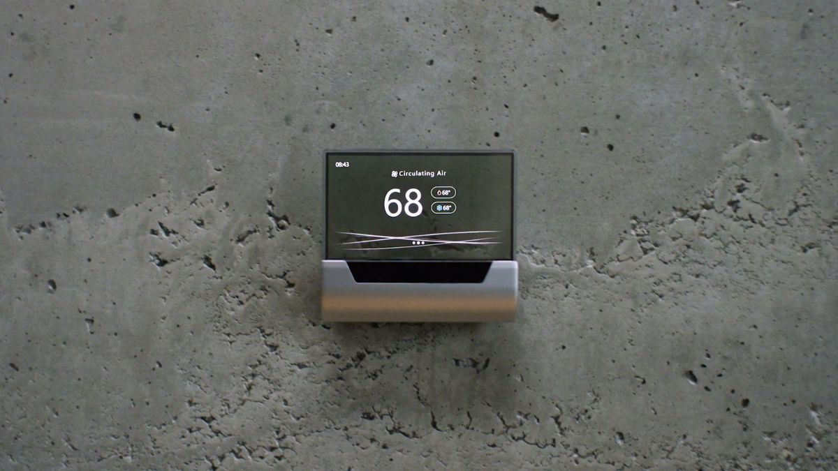new smart thermostat 4