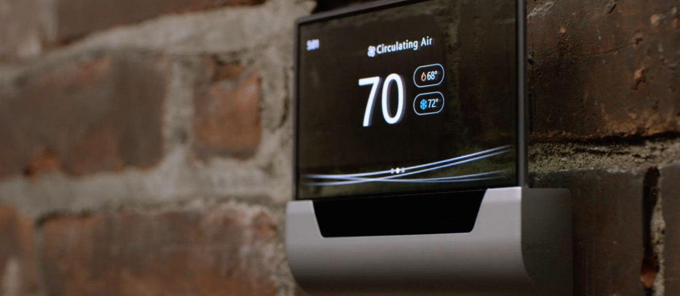 new smart thermostat 6