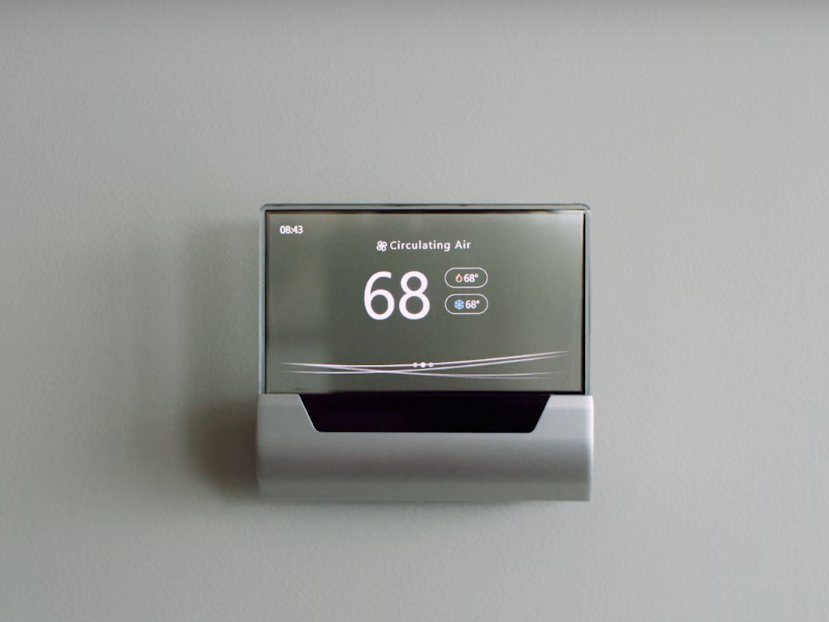 new smart thermostat 7