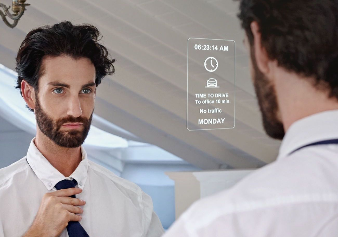 smart tech mirror 1