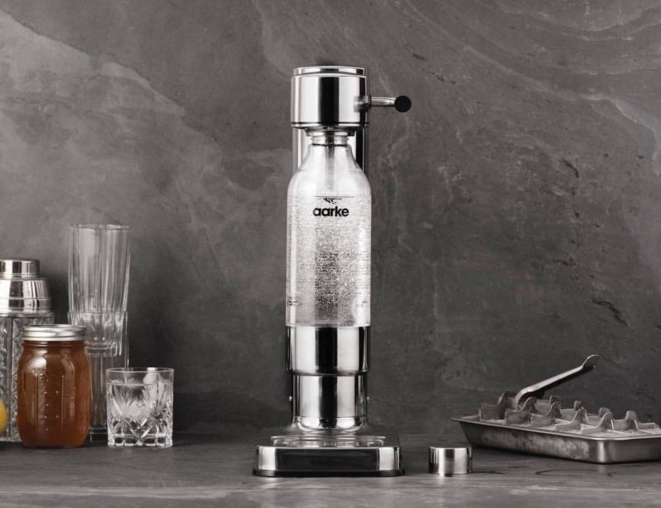 AARKE Premium Carbonated Drink Maker
