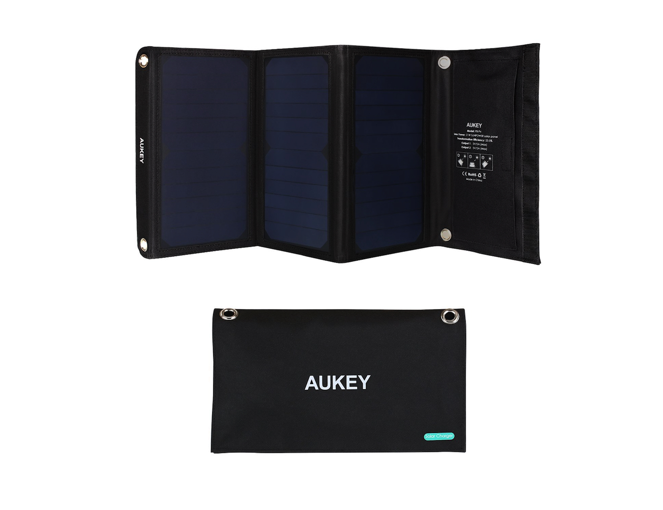 AUKEY SunPower Solar Panel Charger