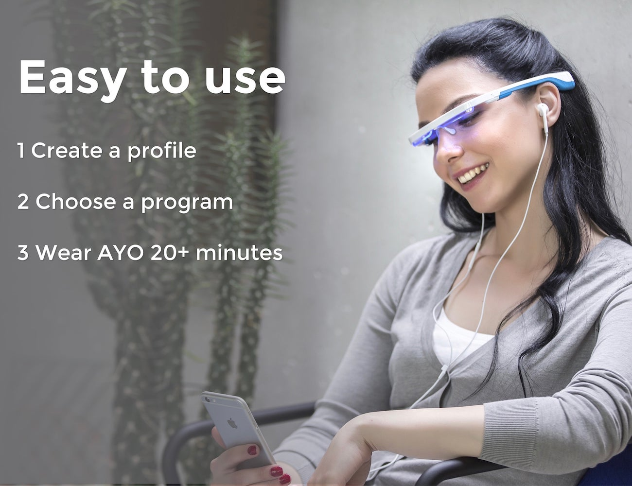 AYO – Sleep Better, Beat Jet Lag, Get More Energy