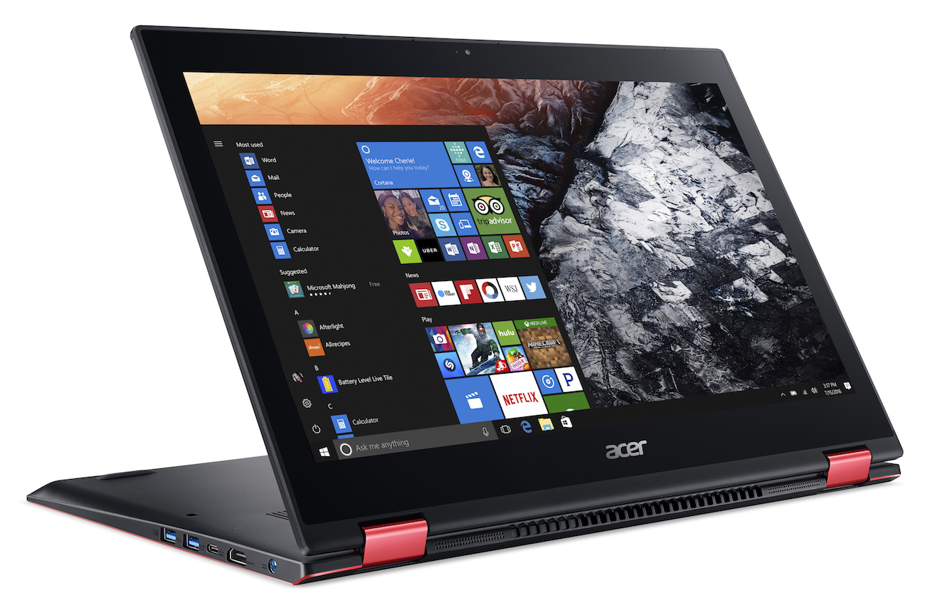 Acer Nitro 5 Spin Casual Gaming Laptop