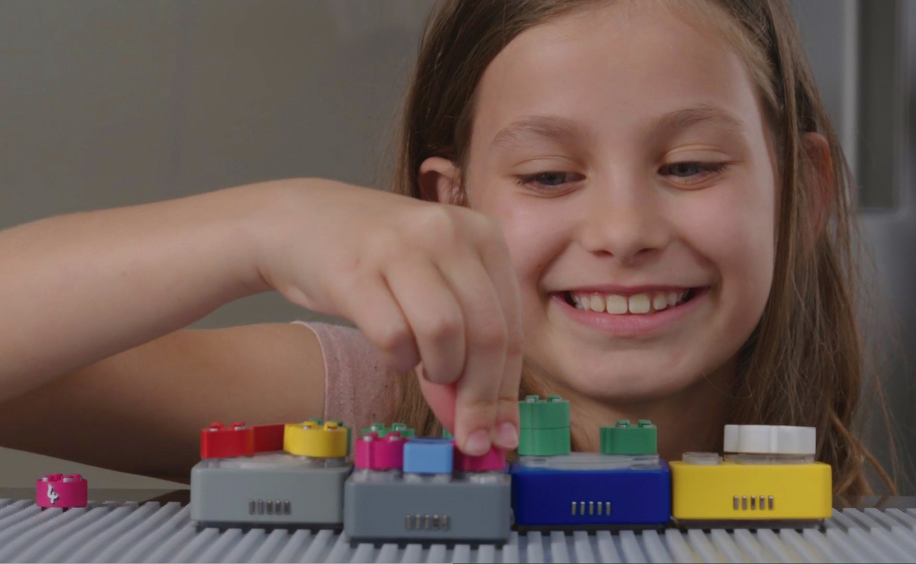 AlgoBrix Coding Learning Blocks Game