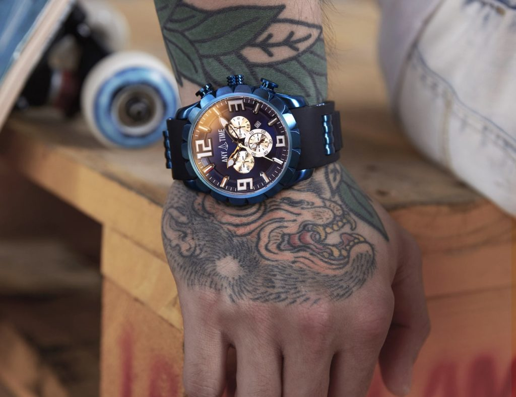Any+Time+Believer+Bold+Watch+Collection