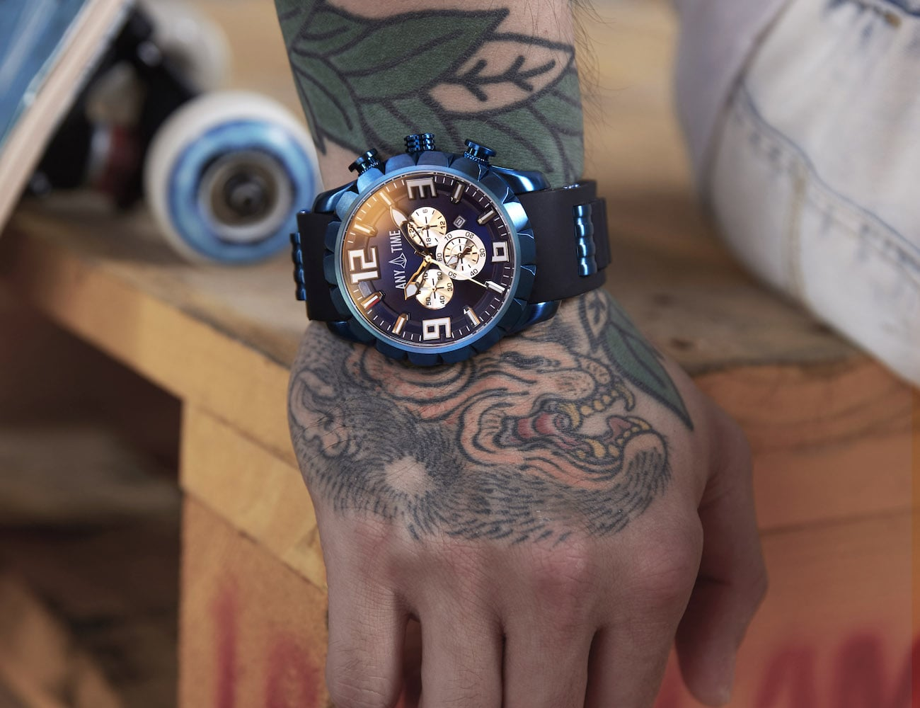Any Time Believer Bold Watch Collection