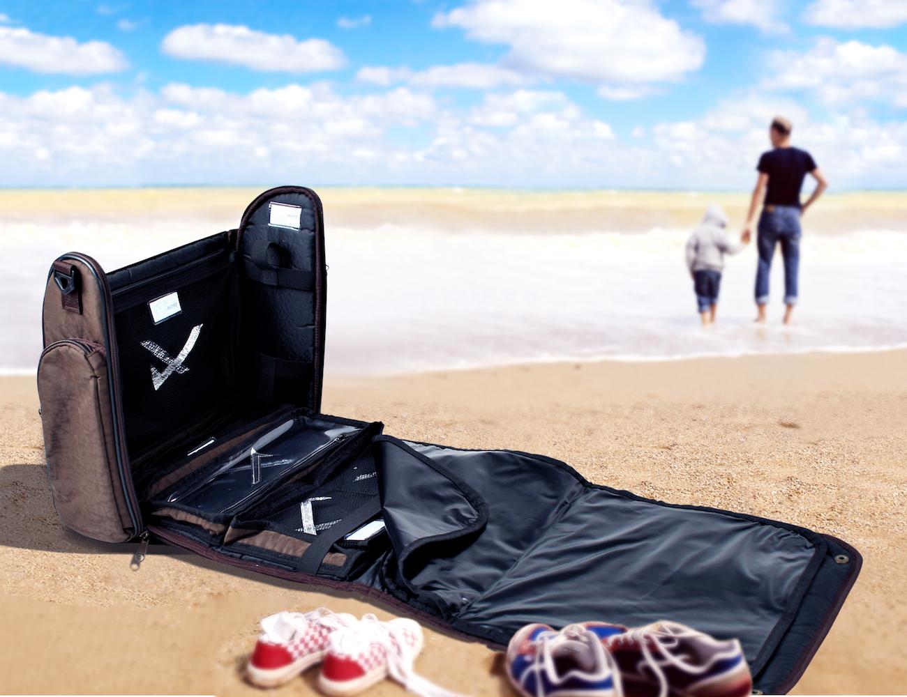 Aspen Tyke Traveler Smart Diaper Bag