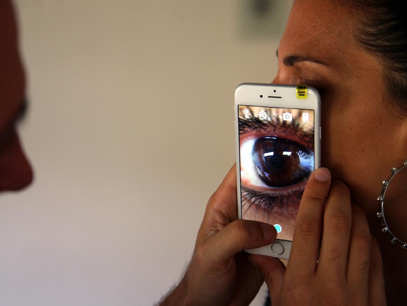 BLIPS Ultra-Thin Smartphone Microscopy Lenses